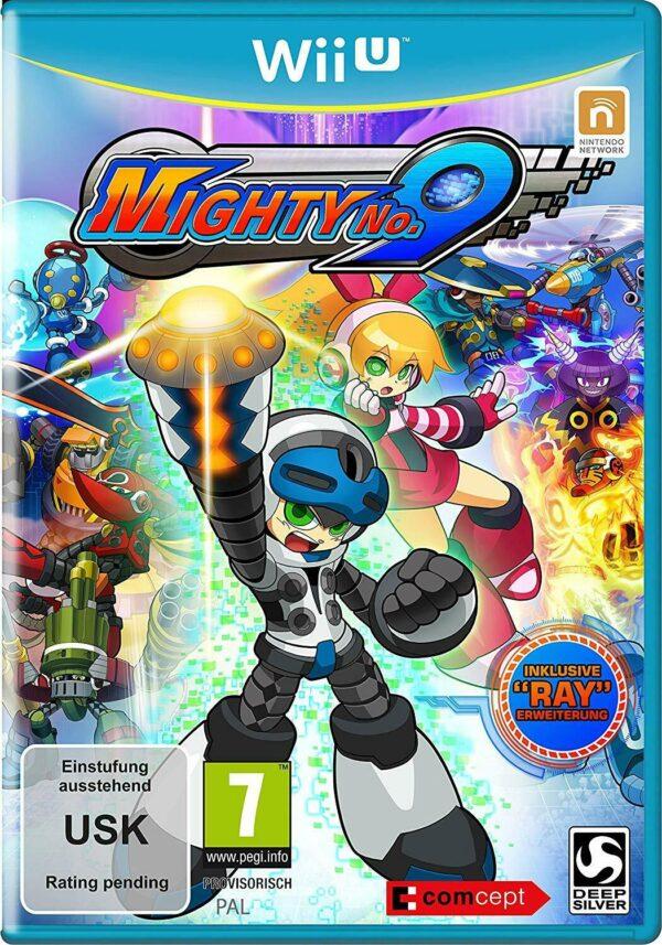 Mighty No 9 - WII U